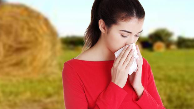 alergiczny nieżyt nosa